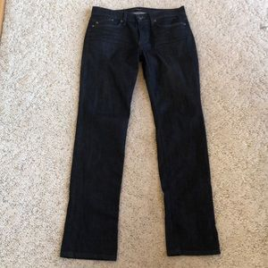 Men's 32 Joes jeans. Straight and narrow